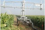 Chassis  - 4 Wheel Booms for Agriculture and Horticulture