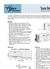 Sure-Start6 Single Phase Soft Starters - 50Hz Brochure