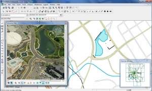 GeoMedia - GIS Management Package