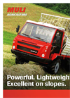 Muli - T5 - Transport Vehicle Brochure