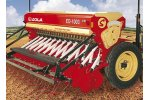 Model ED-1003 - Seed Drills Mechanical