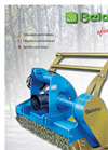 MARINE - Model TBF - Forest Flail Mower Shredder Brochure