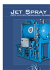 IS - Jet Spray Pressurized Deaerator - Brochure