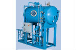 Industrial Steam - Jet Spray Pressurized Deaerator