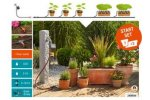 Gardena - Model M - Start Set Flower Pots Automatic