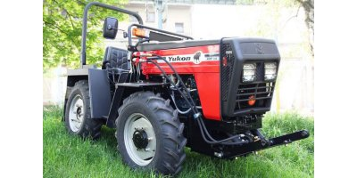 YUKON  - Model W-5000  - Articulated Utility Tractor