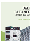 Model 100 110 120 Series - Screen Cleaners Brochure