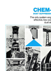 Chem-Jet Dust Suppression Systems Brochure