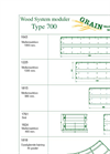 Model 700 - Chain Conveyor System Brochure