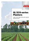 Model GL32B - 2-Row Cup Planter - Brochure