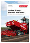 Model GL410 - 4-Row Cup Planter  - Brochure