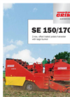 Model SE 150/170-60 - 2-Row Potato Harvester - Brochure