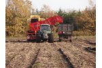 Model SE 150/170-60 - 2-Row Potato Harvester