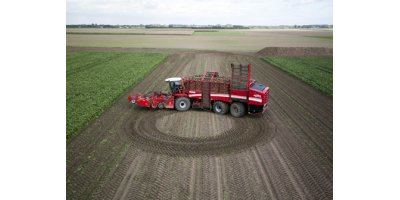 Grimme Rexor - Model 630 - Sugar Beet Harvester