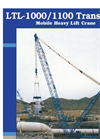 Lampson - Model LTL-1000/1100 - Transi Lift Crane Brochure