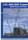 Lampson - Model LTL-350/500 - Transi Lift Crane Brochure