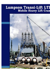 Lampson - Model LTL-1500 - Transi Lift Crane Brochure