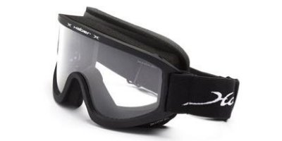 HaberVision - Model Barrow Black - Sand, Dust, & Wind Goggles