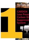 Kidde - Model CARDOX™ LP CO2 - Low-Pressure Carbon Dioxide System - Brochure