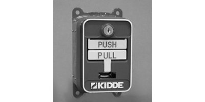 Kidde - Model B-10 and B-11 - Manual Pull Stations