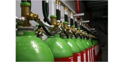 Kidde Argonite - Inert Gas Fire Suppression System