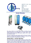Tua Engineering - Media Filters - Brochure