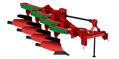 Junior - Spring - One-Sided Carried Ploughs