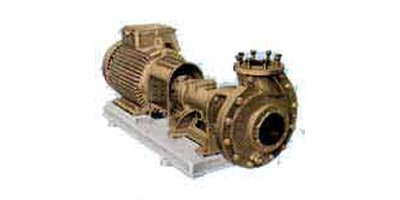 Model NCU - Single-Stage Centrifugal Horizontal Pump
