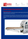 Model DT - Dough Separating Machine Brochure