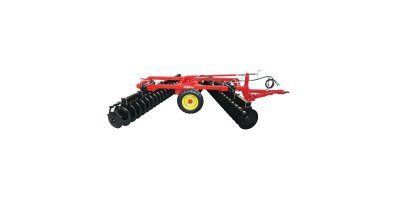 Model PGD-H  - Central Wheel Disc Harrow with Light Chassis