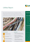 Utilities Report Services Brochure