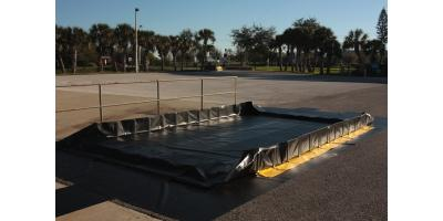 Ready - Rapid Entry Drive through Spill Containment Berms