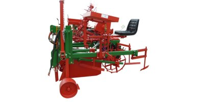 Model Universal Series - Planting Machines