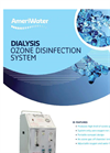 AmeriWater - Ozone Disinfection System Brochure