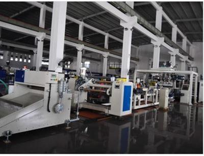 YAOAN - Model PP - Stationery Sheet Extrusion Line