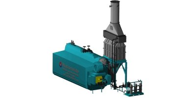 CataStak - Model SCRs Series - Watertube Boilers
