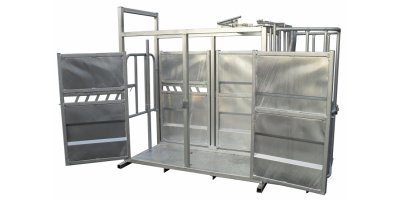 Ritchie - Basic Cattle Handling Crate