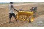 Model RS - Rice Seed Drill
