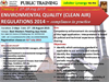 Clean Air Regulations 2014