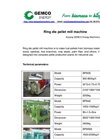 Ring Die Pellet Mill Brochure