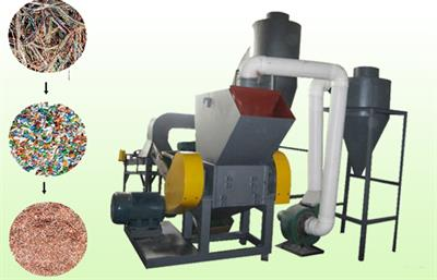 DY 100KG 200KG 500KG  - Model DY -  Scrap copper cable recycling machine