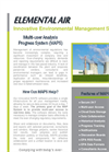 Elemental Air - Multi-user Analysis Progress System (MAPS) Datasheet