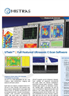 Version UTwin™ - Full Featured Ultrasonic C-Scan Software - Brochure