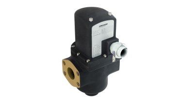 Model VG1.5 - Actuated Gas Valve
