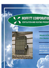 MoffittVent - Natural Ventilation Device  Brochure
