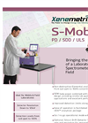 S-Mobile PD/SDD Small Compact Analyzer - Brochure