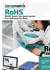 X- RoHS+SDD - EDXRF Bench-Top Spectrometer - Brochure