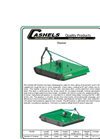 Cashels - 6ft Slasher - Brochure