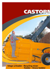 CASTORMIX - Model 60G - Recycling Mixerwagon - Silage Unloader - Feeding and Strawbedding Machine Brochure