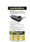 Fleming - Model 4246 - Compact Land Rollers Brochure